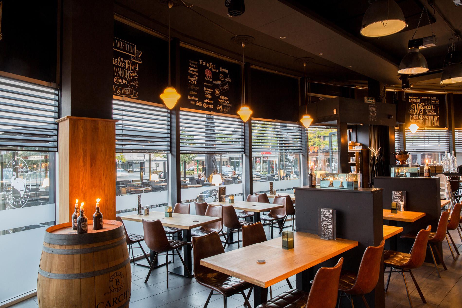 De Witte Olifant Restaurant