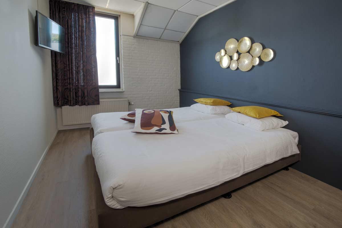 Hotelkamer De Witte Olifant
